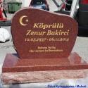 Gravsten PG 41 S ( gravsten på östra kyrkogården göteborg )